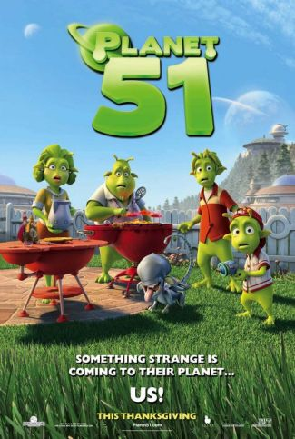 Planet51Poster